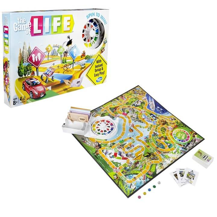 mb games game of life instructions