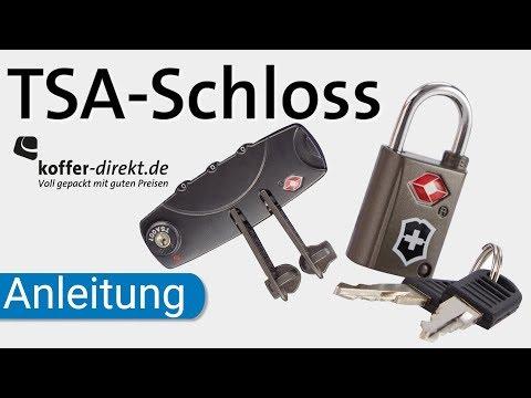 samsonite tsa007 lock instructions
