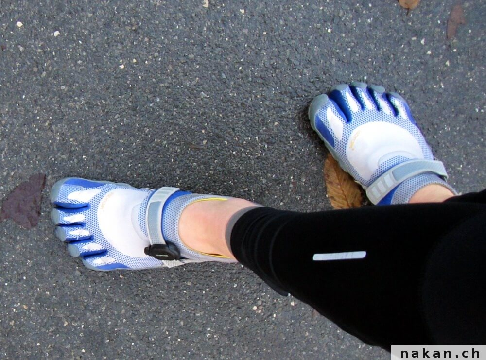 garmin foot pod instructions