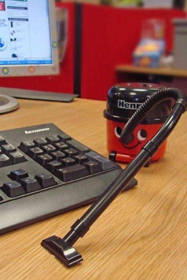 henry desk vacuum instructions