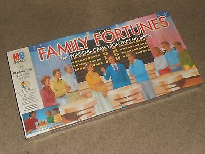 family fortunes board game instructions