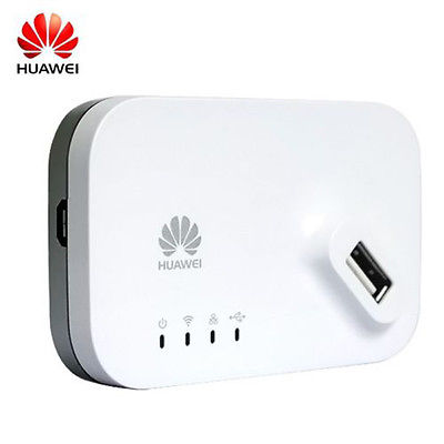 huawei mobile wifi instructions