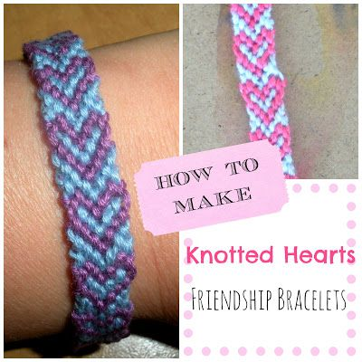 free printable instructions for friendship bracelets