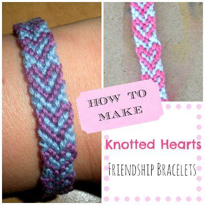 free printable instructions for friendship bracelets