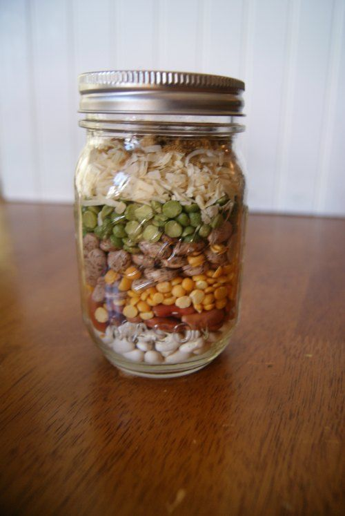 cookie mix in a jar instructions