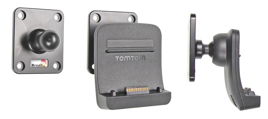 tomtom easy dashboard mount instructions
