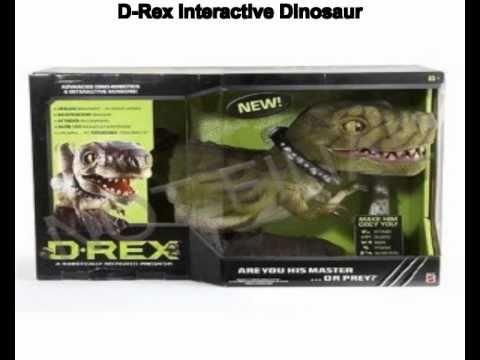 d rex interactive dinosaur instructions