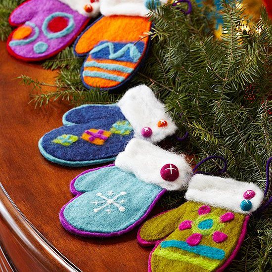 free christmas craft patterns and instructions