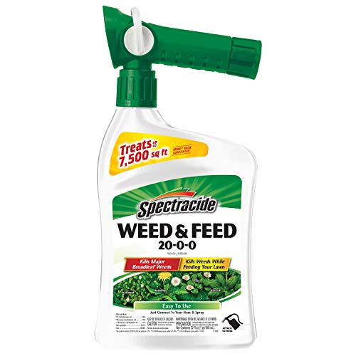 weed and feed instructions