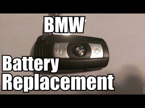 bmw key fob instructions