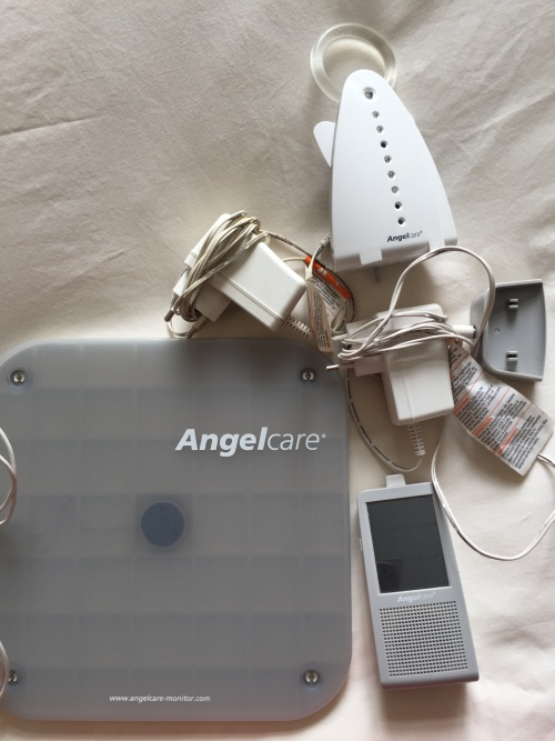 angelcare baby monitor instruction manual