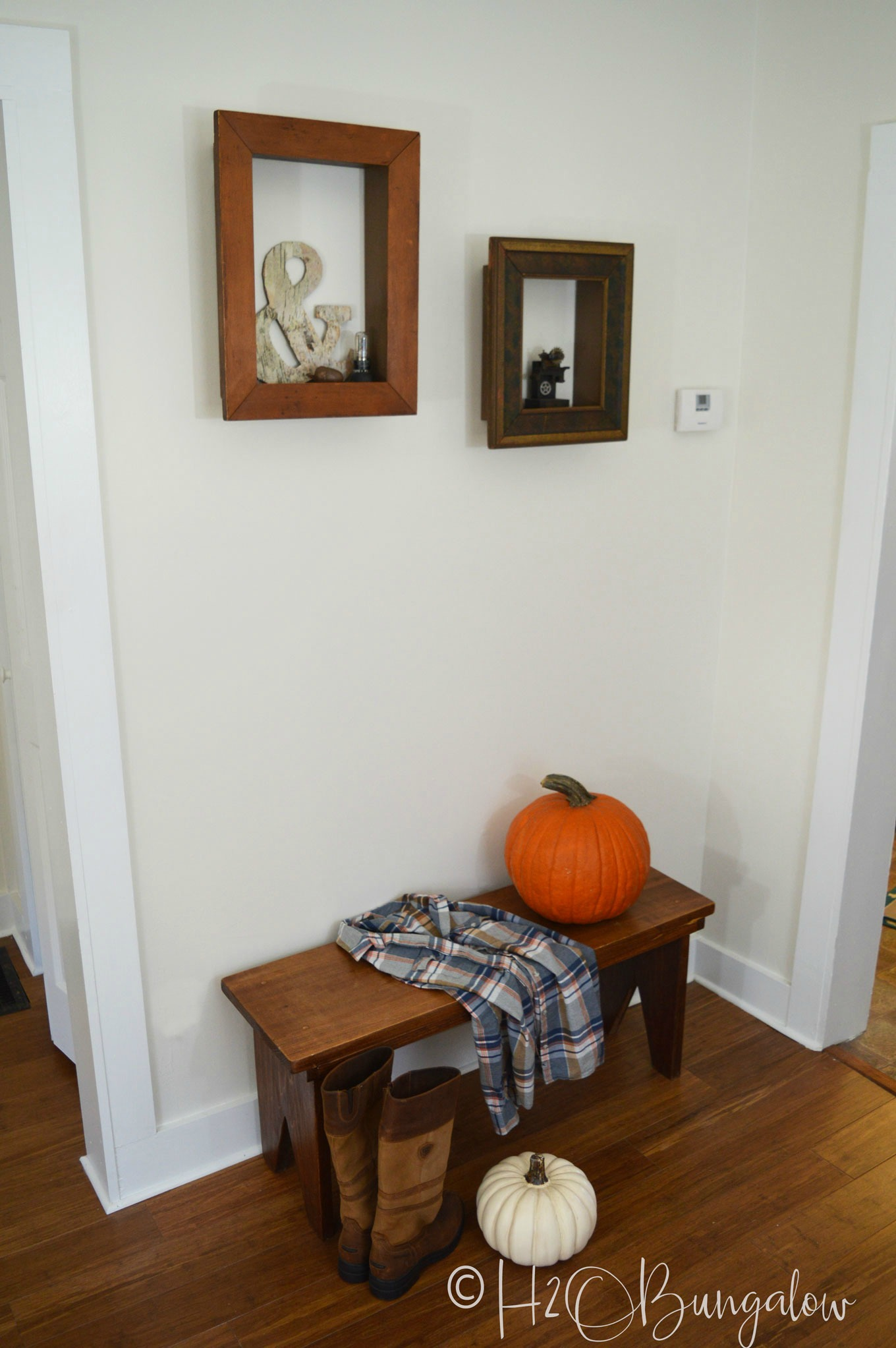 diy picture framing instructions