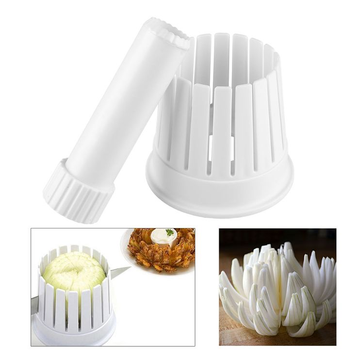 blooming onion maker instructions
