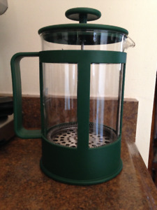 bodum bistro 12 cup programmable coffee maker instructions