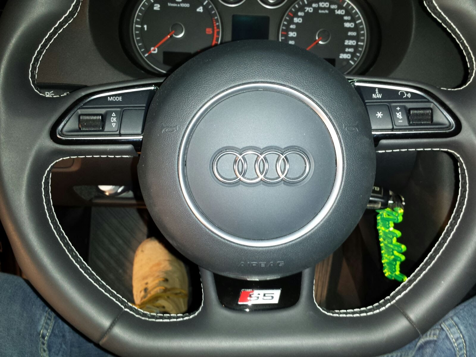 audi a3 cruise control instructions