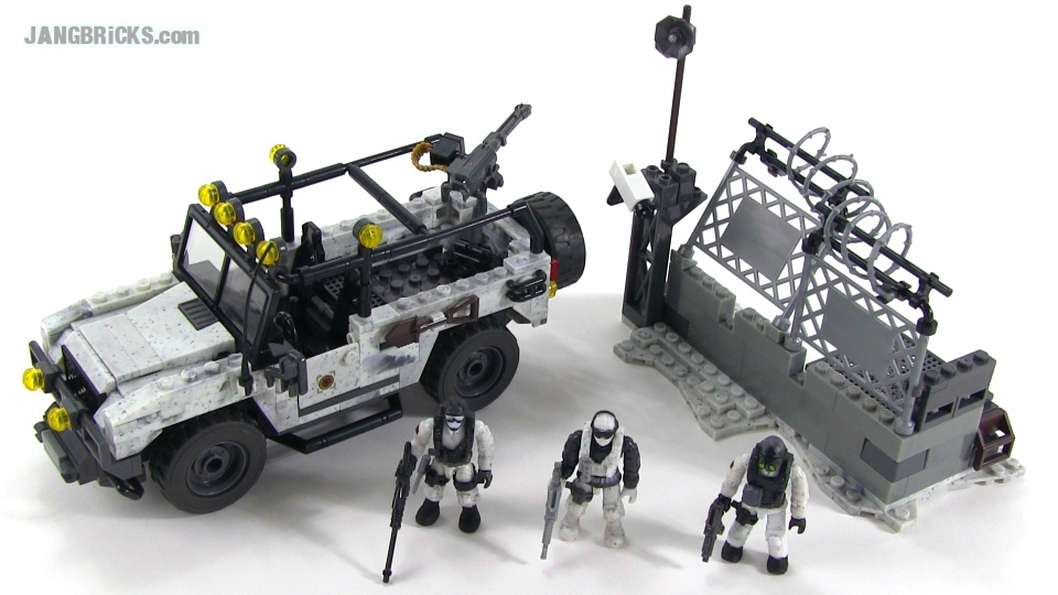 call of duty mega bloks instructions