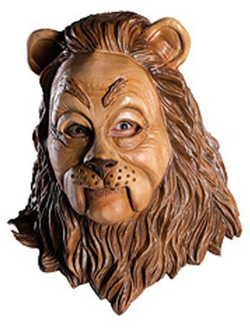cowardly lion makeup instructions