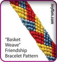 crafty kits friendship bracelets instructions