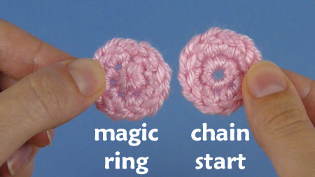 crochet magic circle instructions