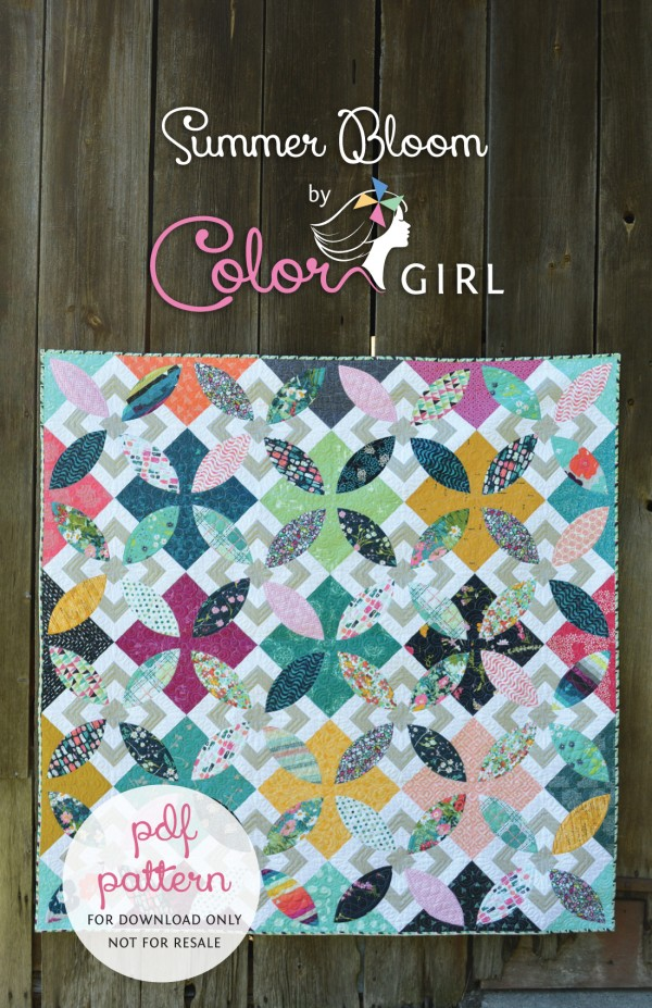 curved paper piecing instructions
