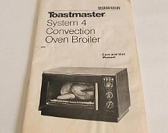 omega microwave convection oven instruction manual