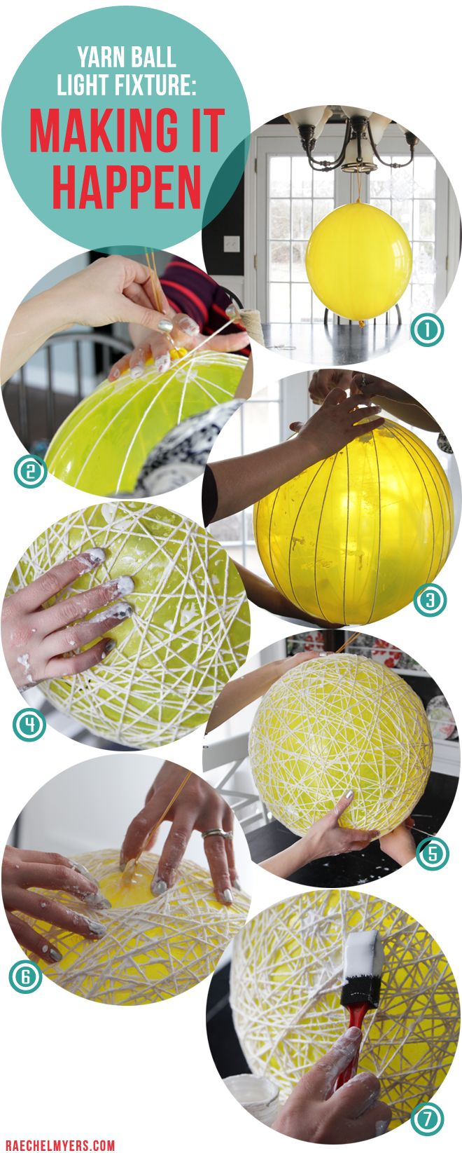 diy balloon decorations instructions
