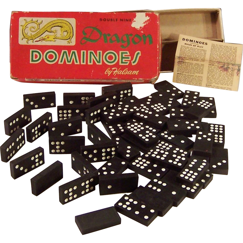 double nine dominoes instructions