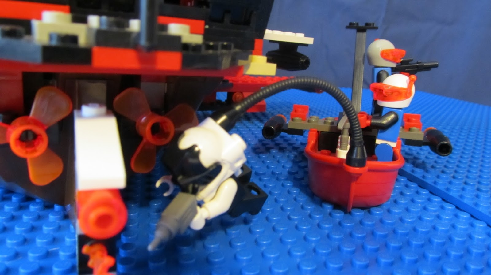 lego pirate boat instructions