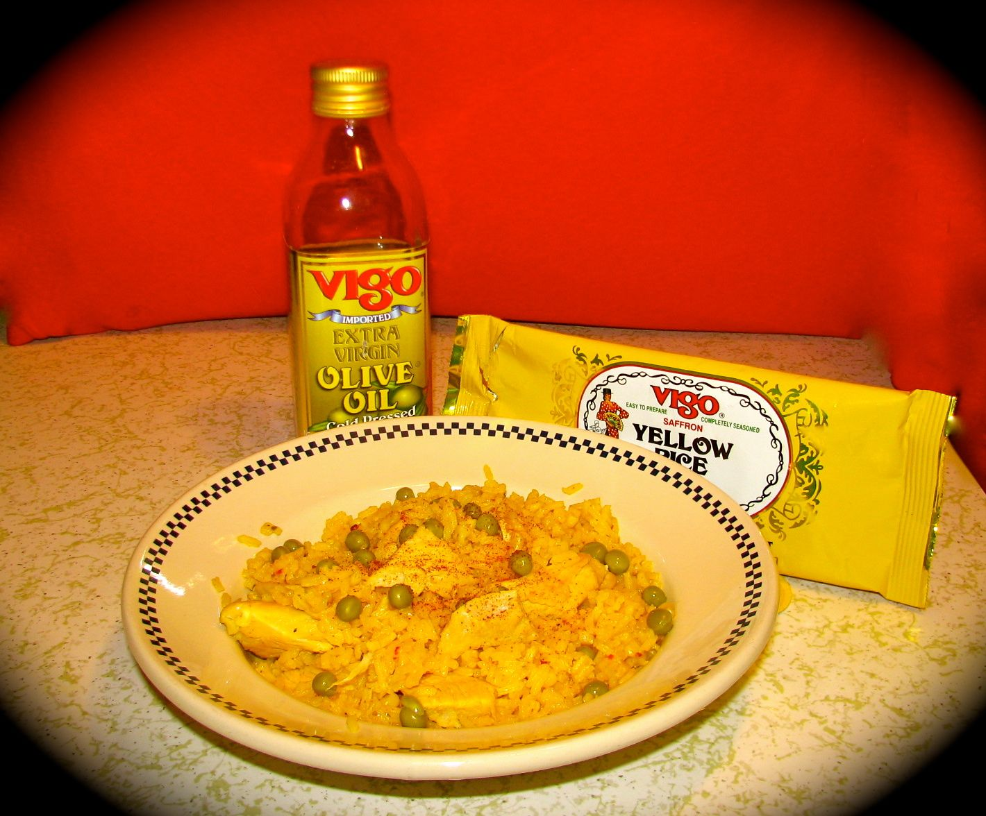 yellow rice cooking instructions