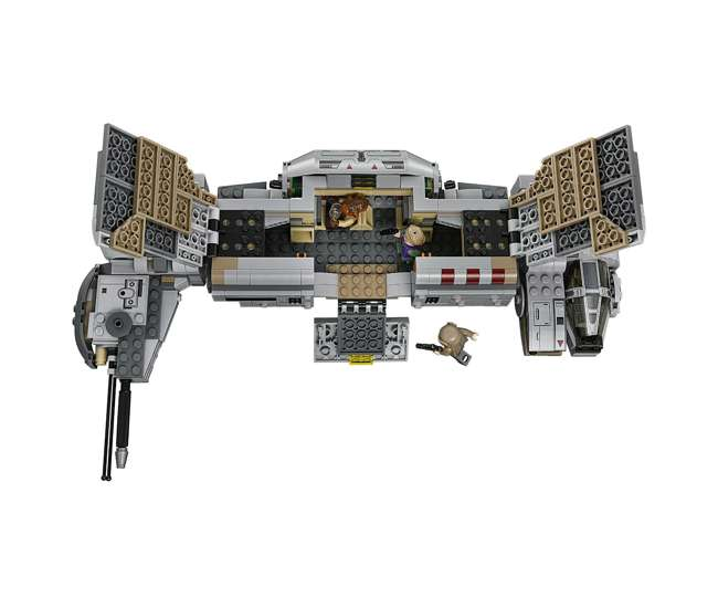 lego star wars resistance troop transporter instructions