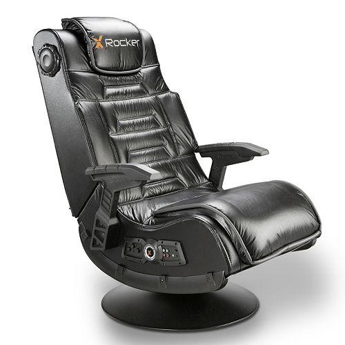 x rocker gaming chair instructions