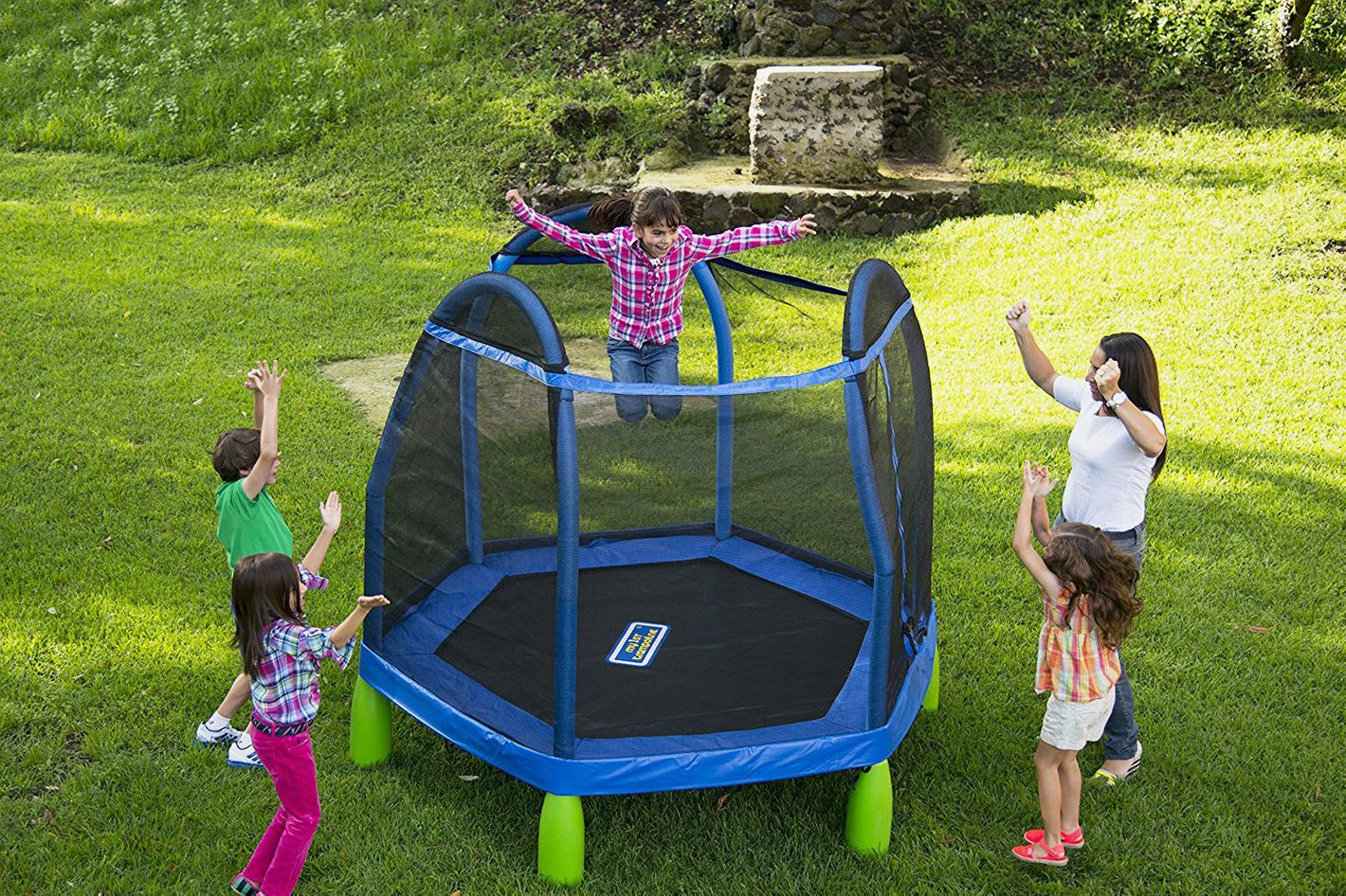 sportspower my first trampoline instructions
