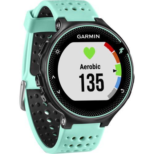garmin running watch instructions