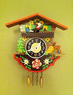 german cuckoo clock instructions