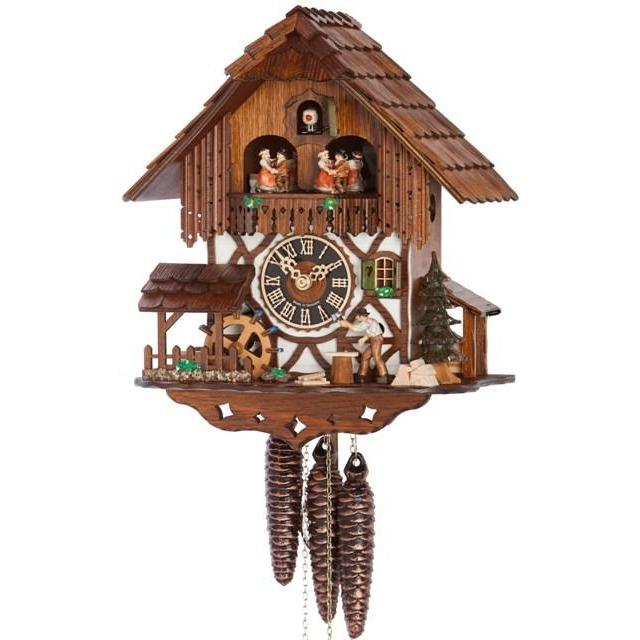 german cuckoo clock instructions