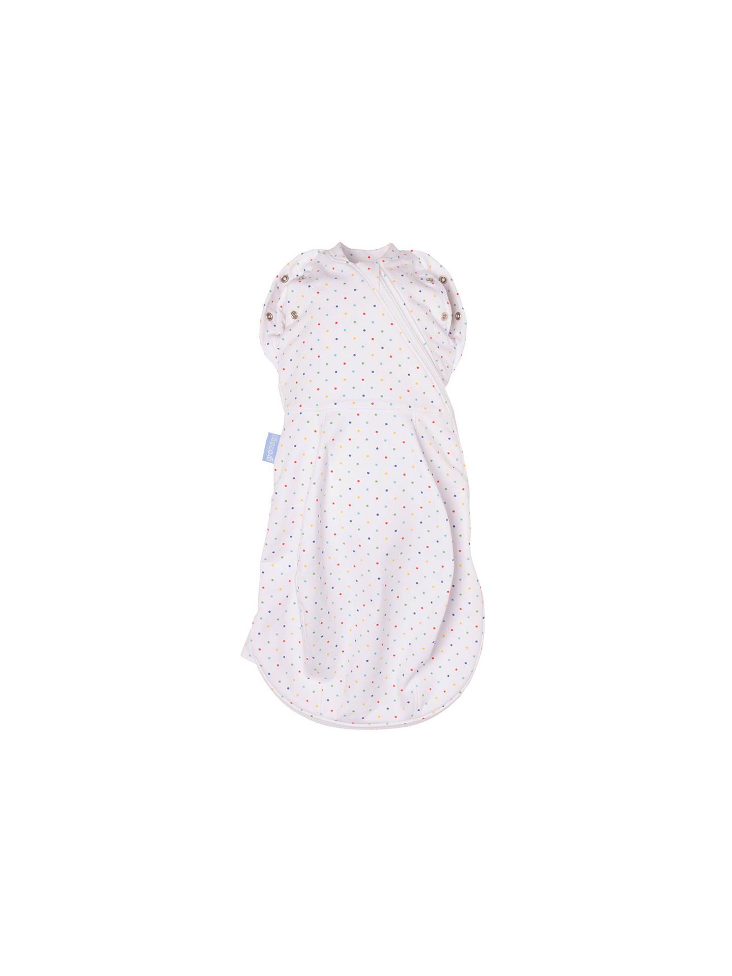 gro swaddle blanket instructions
