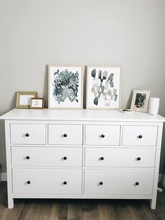 hemnes 8 drawer dresser instructions