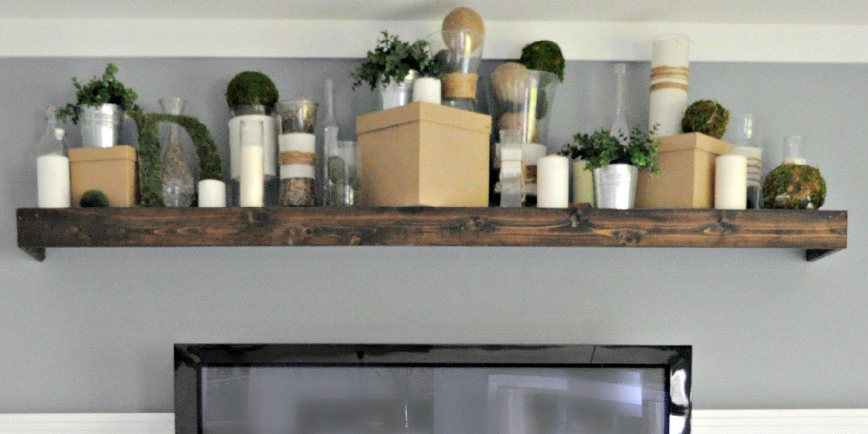 ikea floating shelves instructions