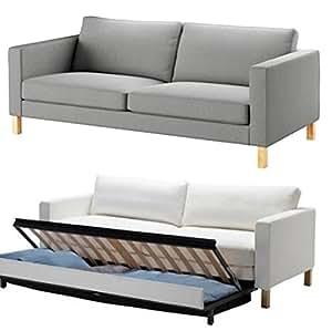 ikea karlstad sofa bed instructions