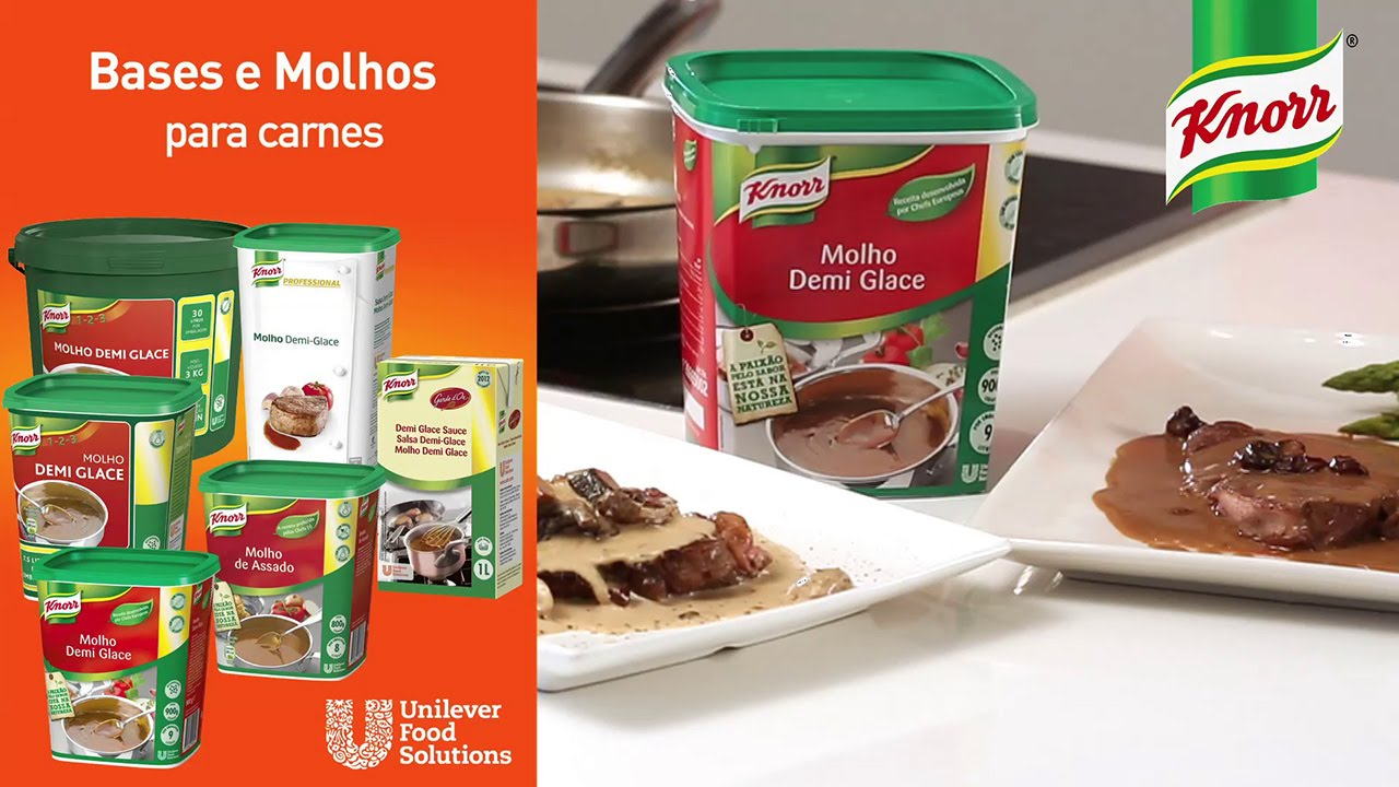 knorr demi glace instructions