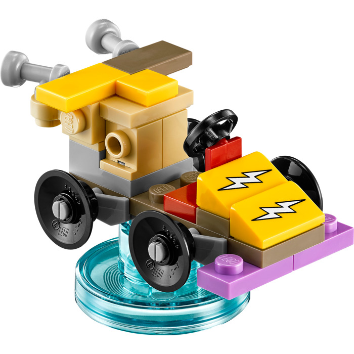 lego dimensions bart instructions
