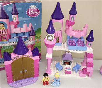 lego duplo princess instructions
