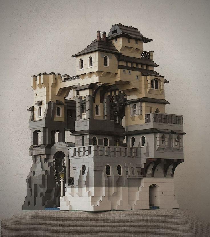 lego minecraft building instructions