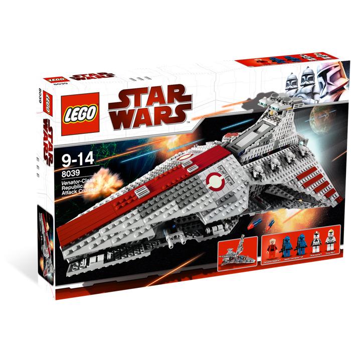 lego star wars 8039 instructions