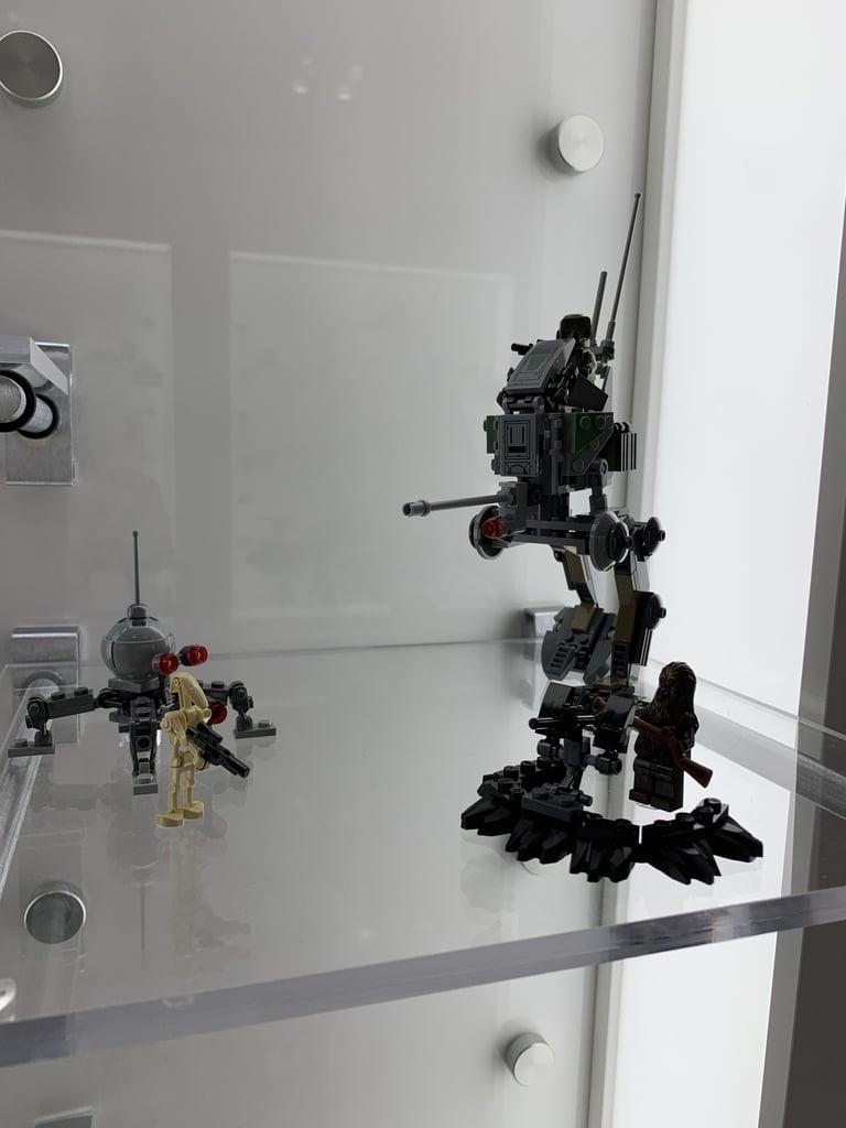 lego star wars clone walker instructions