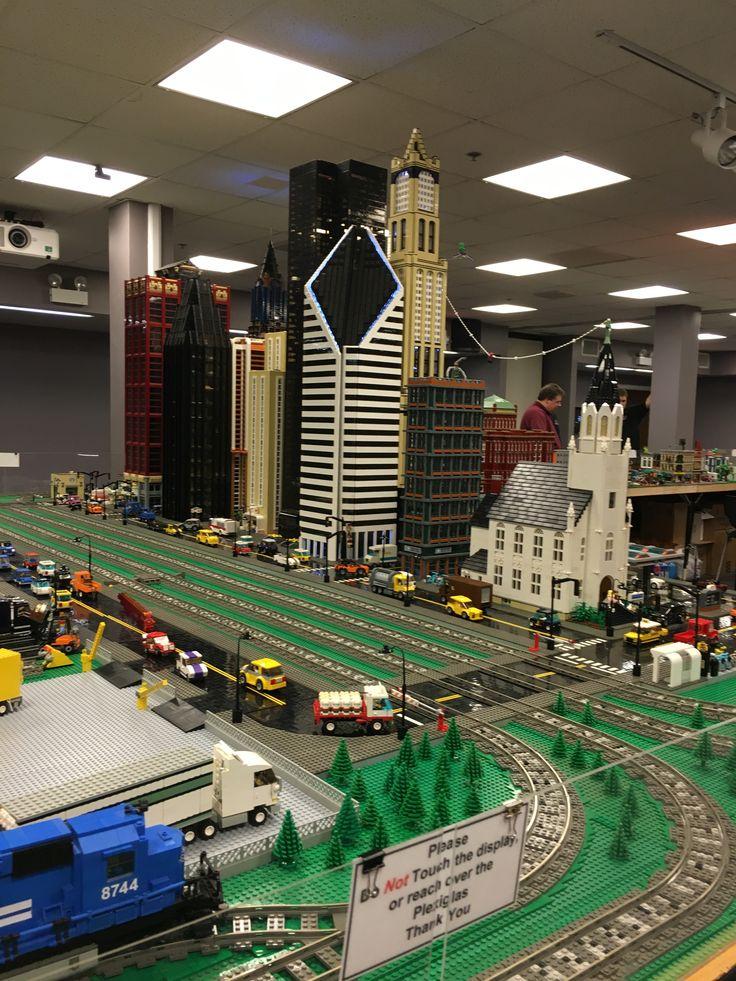 lego train bridge instructions