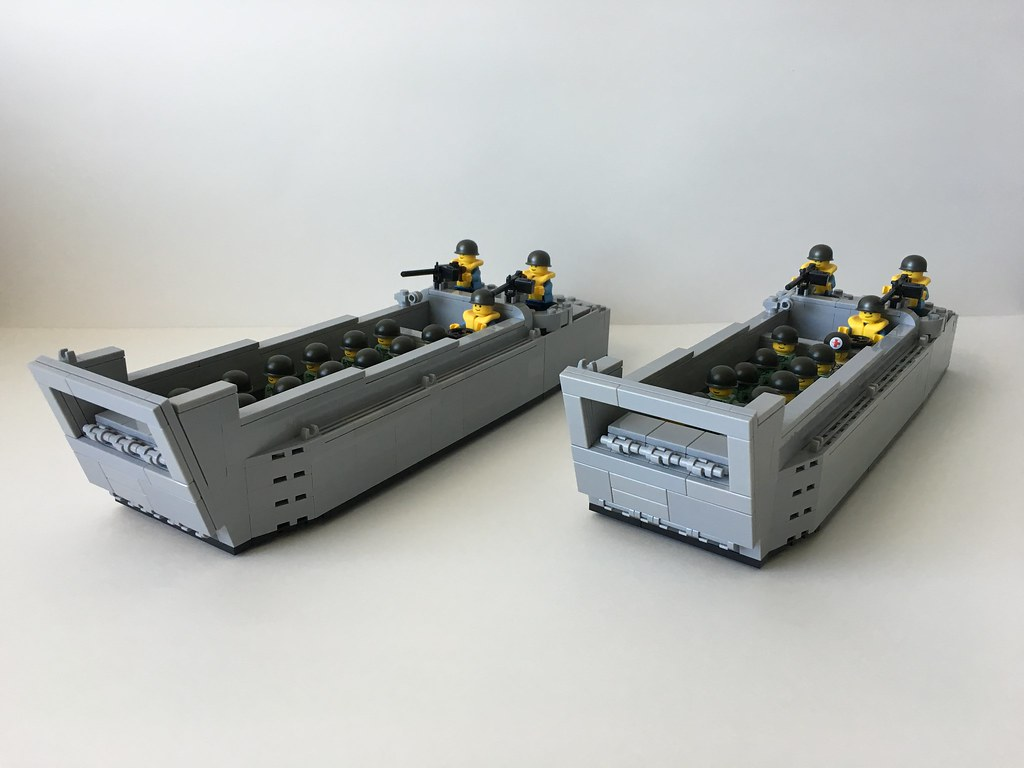 lego ww2 landing craft instructions