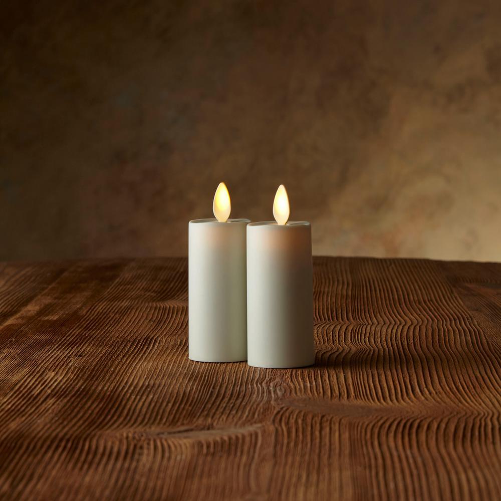 luminara candle timer instructions