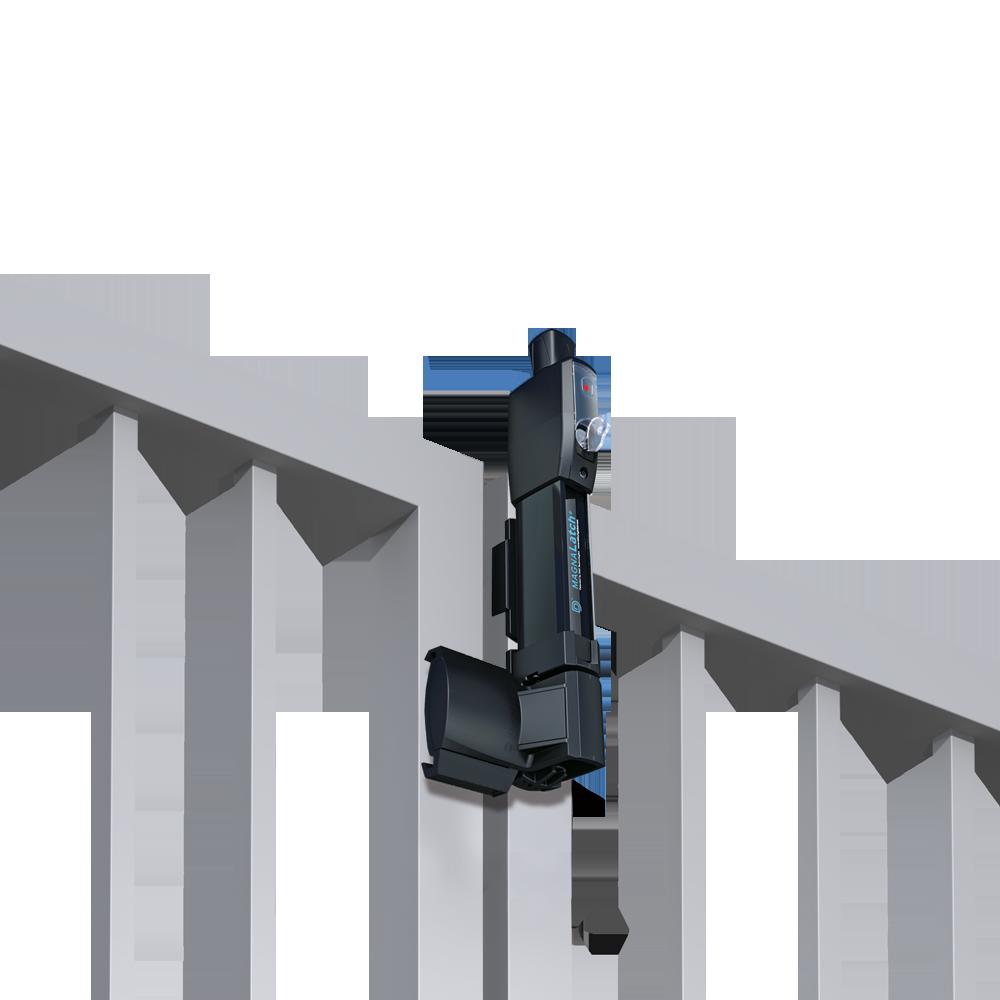 magna latch adjustment instructions