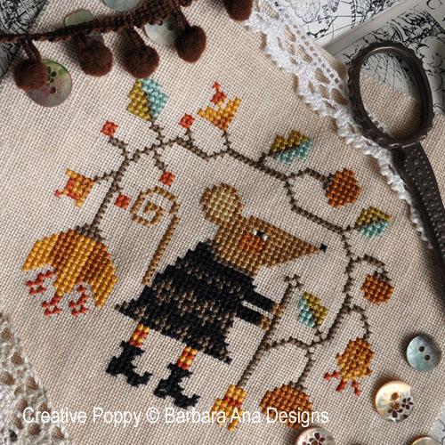 needlepoint cross stitch instructions